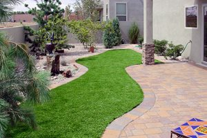 Artificial Grass Flagstone WaterQuest, Inc. Albuquerque, NM