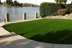 Artificial Turf Flagstone Aloha Landscape Murrieta, CA