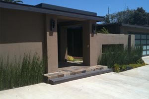 Modern Yard Front Yard Landscaping Landscaping Network Calimesa, CA
