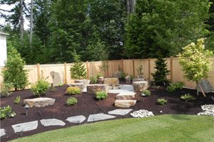 Front Yard Landscaping Sublime Garden Design Snohomish, WA