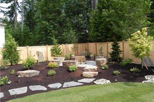 Front Yard Landscaping Sublime Garden Design Snohomish, WA