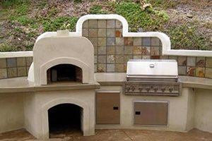 Outdoor Kitchen Concepts in Concrete Construction, Inc San Diego, CA