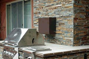 Outdoor Kitchen The Garden Artist, LLC Boise, ID