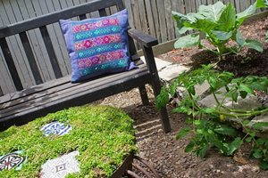 Edibles Can Be Incorporated In Any Area Of The Garden Retaining and Landscape Wall Janine Robinson ,