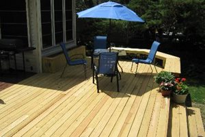 Pressure Treated Deck Retaining and Landscape Wall Archadeck of Fort Wayne Ft. Wayne, IN
