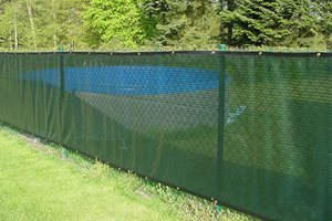 Chain Link Fabric Hoover Fence Co. ,