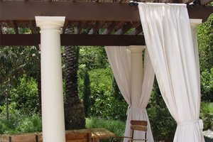 Classic Pergola, Pergola With Columns Maureen Gilmer Morongo Valley, CA