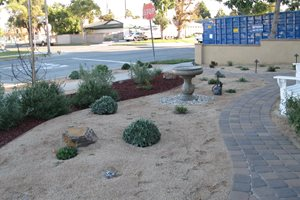 Decomposed Granite Xeriscape Creations Landscape Design Tustin, CA