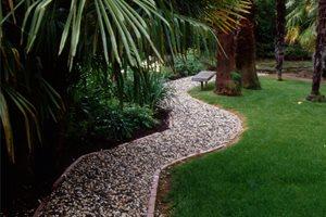 Gravel Walkway, French Drain Maureen Gilmer Morongo Valley, CA