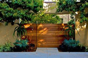 Modern Gate Fiore Design North Hollywood, CA
