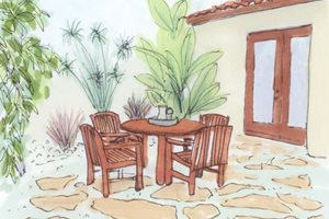 Patio, Planning, Drawing Landscaping Network Calimesa, CA