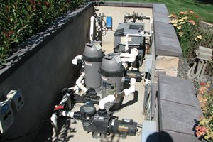 Pool Equipment Breckon Land Design Inc. Garden City, ID
