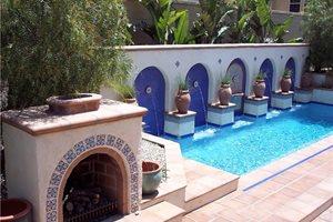 Small Backyard Transformation Studio H Landscape Architecture Newport Beach, CA