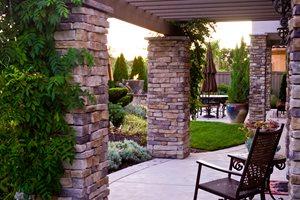 Small Golf Course Backyard Simple Elegance Rocklin, CA