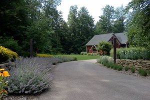 Asphalt Driveway Swimming Pool Blue Ridge Landscaping Holland, MI