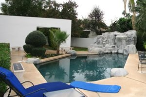 Swimming Pool Bianchi Design Scottsdale, AZ