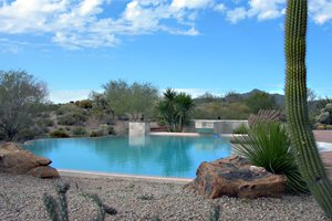 Desert Pool Swimming Pool PlanWorx Dallas, TX