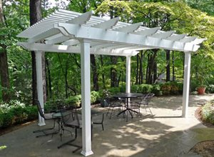 Pergola Kit Pergola and Patio Cover Backyard America Fredericksburg, VA