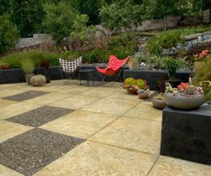 Modern Backyard Design Backyard Landscaping Jeffrey Gordon Smith Landscape Architecture Los Osos, CA