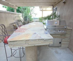 Outdoor Kitchen Countertops
