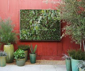 vertical garden panel