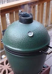 The Big Green Egg - Ceramic grill