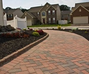 Red Pavers, Brick Pavers StoneScapes Design Hanover, MD
