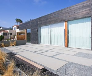 Concrete, Modern, Patio Swimming Pool DC West Construction Inc. Carlsbad, CA