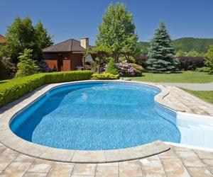 Vinyl Swimming Pool, Vinyl Liner Swimming Pool Landscaping Network Calimesa, CA