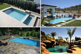 Pool Styles Landscaping Network Calimesa, CA