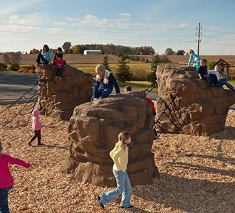 Nature-Inspired Playgrounds