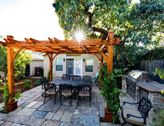 Nice Dream Backyard, San Luis Obispo Backyard Landscaping Greener Environments  Los Osos, CA