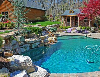 Country Landscape Design Pictures Gallery Landscaping Network