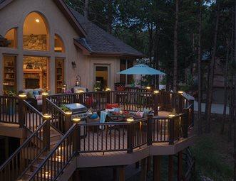 deck design pictures gallery landscaping network. Black Bedroom Furniture Sets. Home Design Ideas