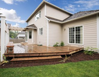 Composite Deck Design Gallery