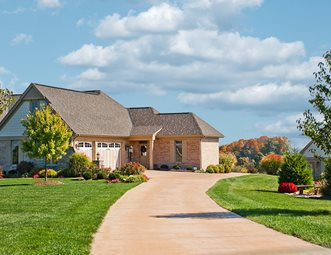 Driveway Pictures Gallery Landscaping Network