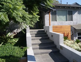 Entryways, Steps and Courtyard Pictures - Gallery - Landscaping ...