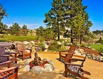 fire pit pictures - gallery - landscaping network - Patio Fire Pit Designs Ideas
