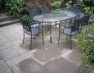 flagstone patio pictures - gallery - landscaping network - Flagstone Patio Designs