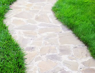 flagstone sidewalk pictures. light flagstone path walkway landscaping network calimesa, ca sidewalk pictures