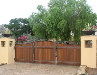 Fence Gate Design Ideas next story wooden fence gates Wood Metal Driveway Gate Gates And Fencing Designs By Shellene San Diego Ca