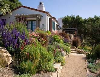 Lawnless landscaping pictures gallery landscaping network for Landscaping rocks lodi ca