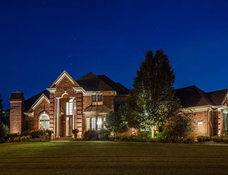 Lighting pictures gallery landscaping network residential outdoor lighting exterior lighting lighting mckay landscape lighting omaha ne workwithnaturefo