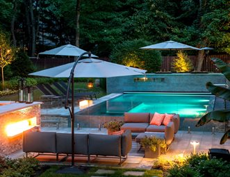 Lighting Pictures - Gallery - Landscaping Network on