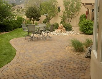 Paver Patio Pictures - Gallery - Landscaping Network on cement board ideas, cement fencing ideas, cement planter ideas, cement steps ideas, cement paint ideas, cement block ideas, cement pool ideas, cement edging ideas, cement landscaping ideas, cement walkways ideas, cement wall ideas, cement painting ideas, cement flooring ideas,
