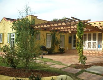 pergola and patio cover pictures - gallery - landscaping network - Patio Roof Design