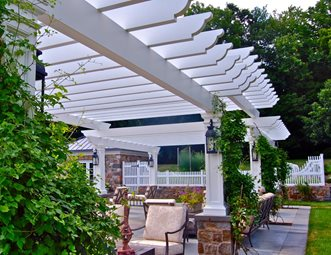 pergola and patio cover pictures - gallery - landscaping network - Patio Ideas With Pergola