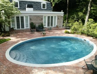 Simple Swimming Pools Pictures Gallery Landscaping Network