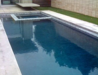 Simple Pool Designs simple backyard ideas Simple Pool Design Landscaping Network Calimesa Ca