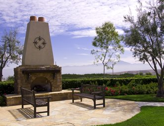stucco fireplaces. Southwest Outdoor Fireplace  Stone Stucco Southwestern Landscaping Network Calimesa CA Pictures Gallery